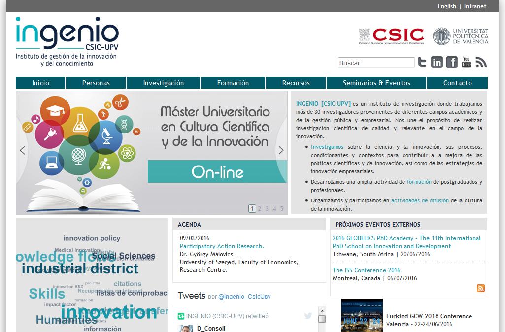 ingenio web
