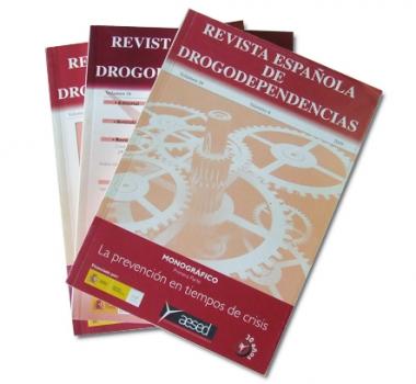 Revista Española de Drogodependencias