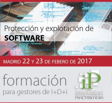 Curso Protección, transferencia y explotación de software