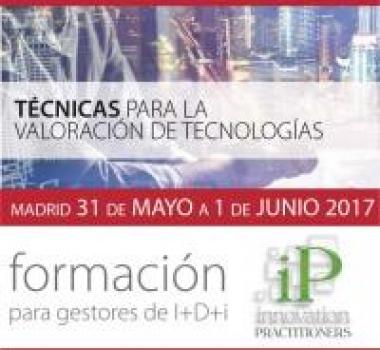 INNOPRAC aborda la capacitación profesional en Valoración de activos tecnológicos