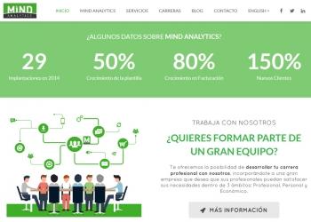 mindanalytics web