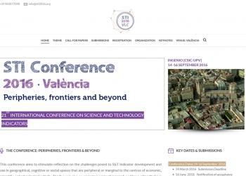 sti16 conference web